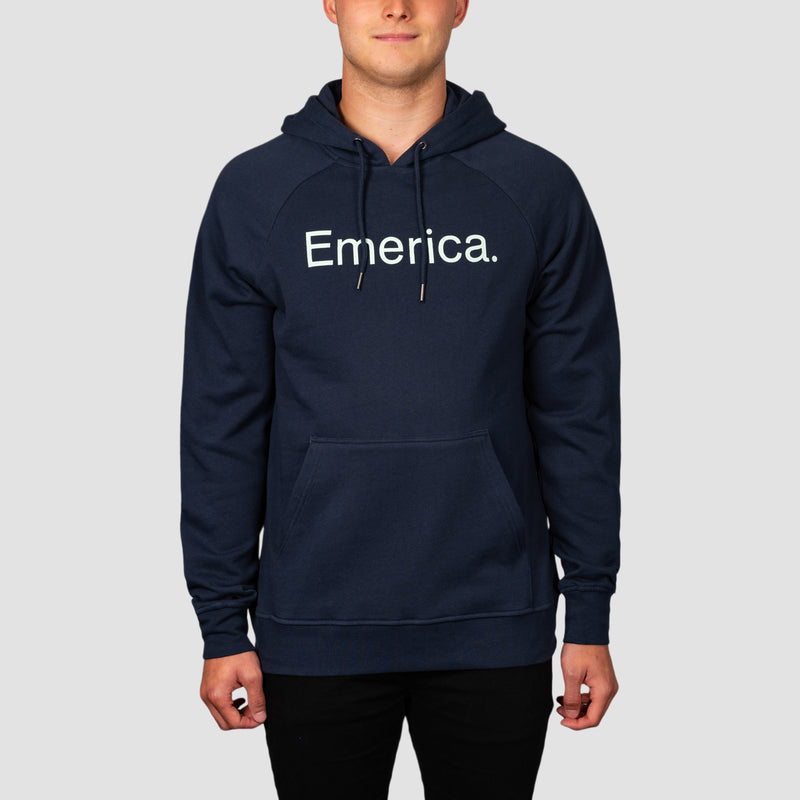 Emerica Purity Pullover Hood Navy