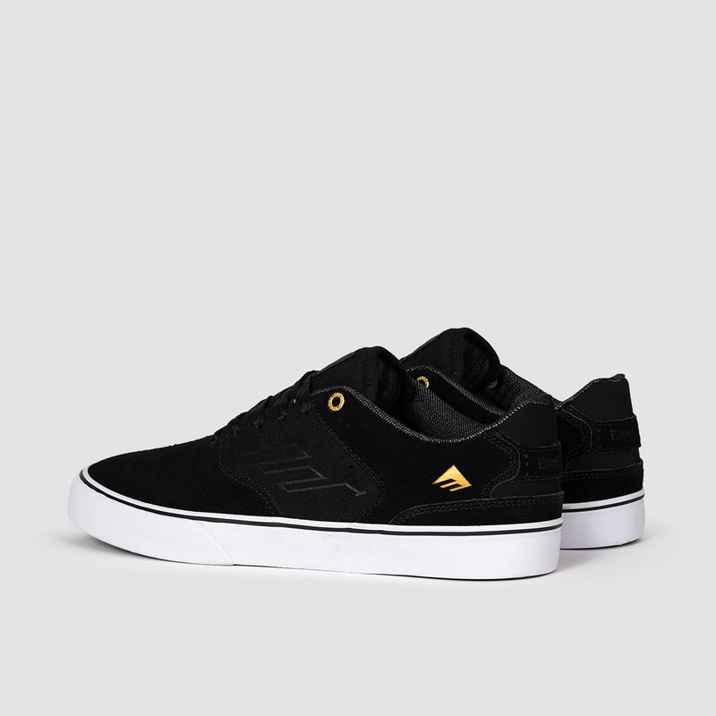 Emerica The Low Vulc Black/Gold/White