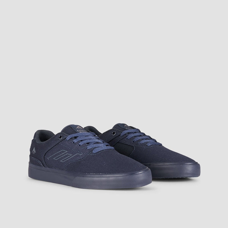 Emerica The Reynolds Low Vulc Navy/Navy/Grey - Footwear