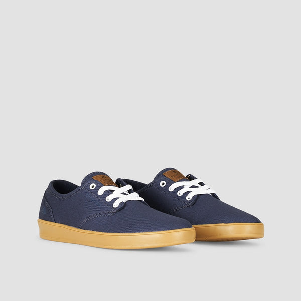 Emerica The Romero Laced Navy/Gum/White - Footwear