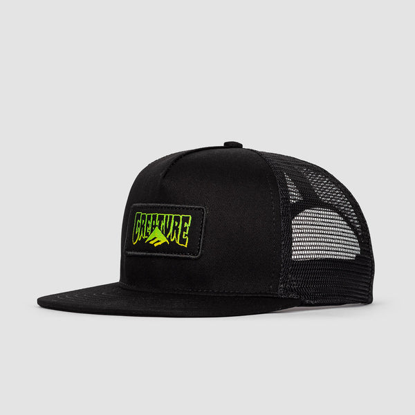 Emerica Tri Creature Cap Black