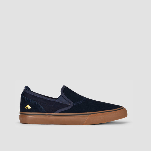 Emerica Wino G6 Slip-On Navy/Gum