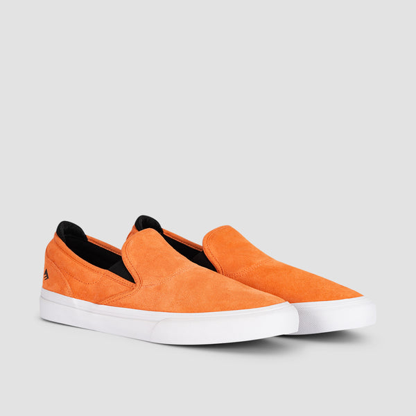 Emerica Wino G6 Slip-On Peach