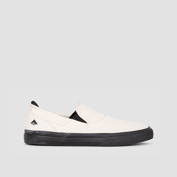 Emerica Wino G6 Slip-On White/Black