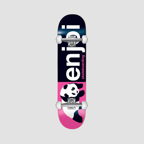 Enjoi Half and Half FP Pre-Built Complete Pink - 8""