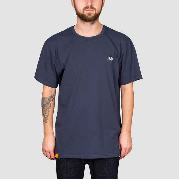Enjoi Premium Panda Patch Tee Midnight Navy