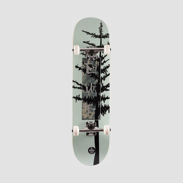 Enuff Evergreen Tree Pre-Built Complete Sage/Grey - 8 - Skateboard