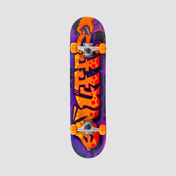 Enuff Graffiti II Pre-Built Complete Orange - 7.75""