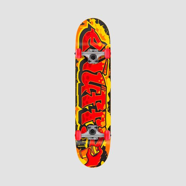 Enuff Mini Graffiti II Pre-Built Complete Red - 7.25""