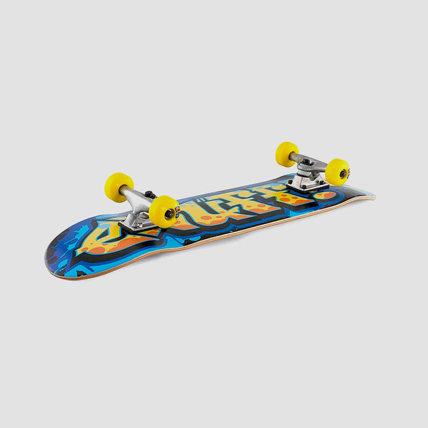 Enuff Mini Graffiti II Pre-Built Complete Yellow - 7.25""