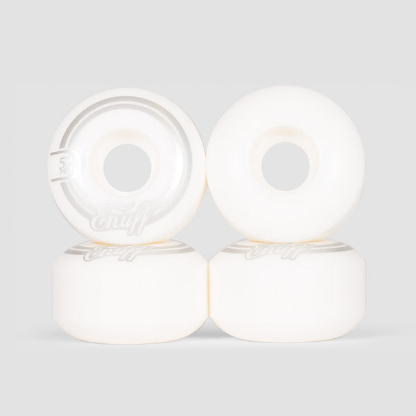 Enuff Refresher II Wheels White 52mm - Skateboard