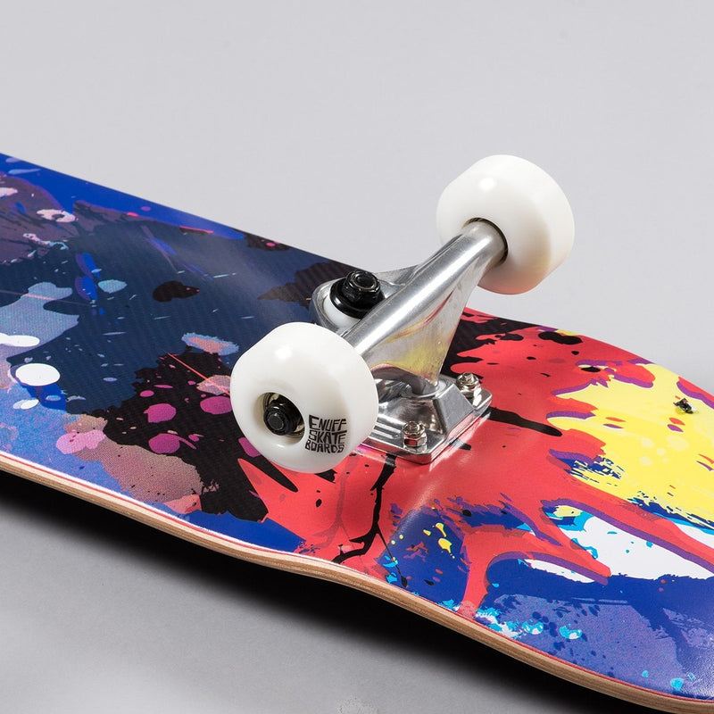 Enuff Splat Pre-Built Complete Red/Blue - 7.75 - Skateboard