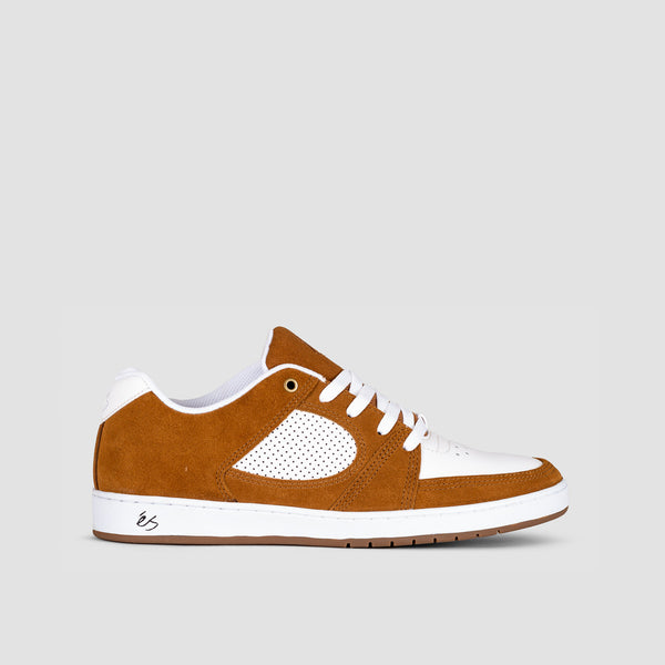 eS Accel Slim Brown/White