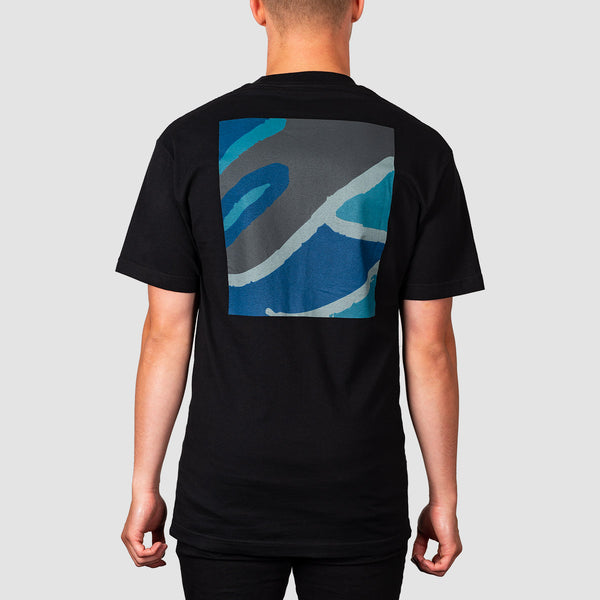 eS Color Field Tee Black
