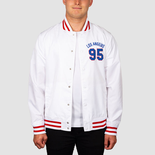 eS Fan Jacket White