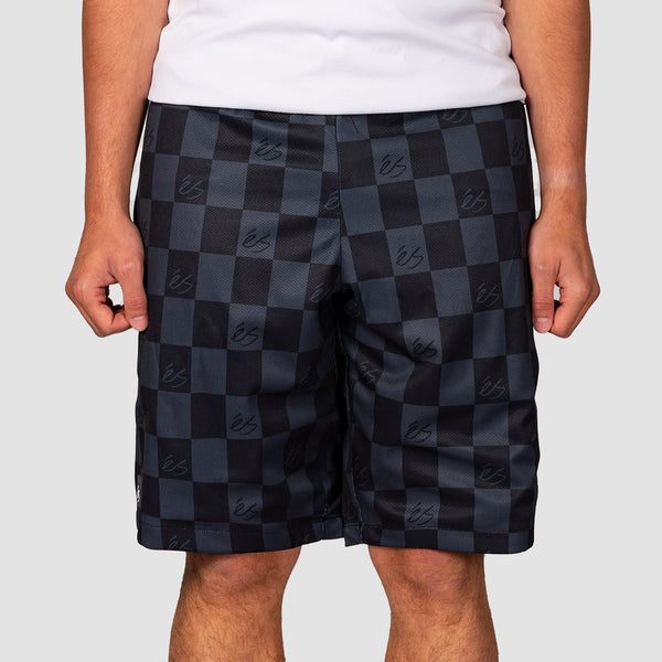 eS League Soccer Shorts Black