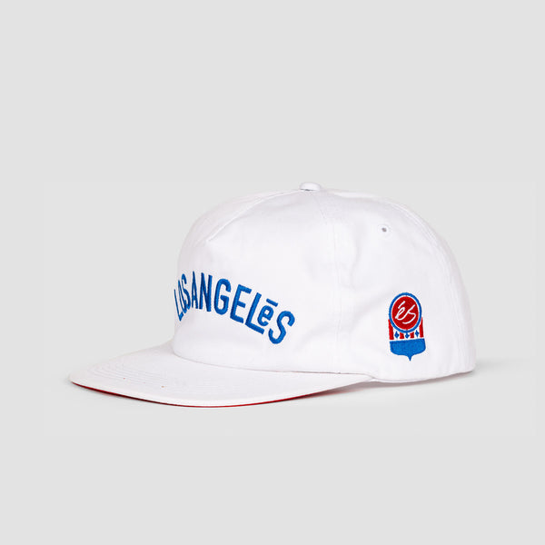 eS Los Angeles Cap White