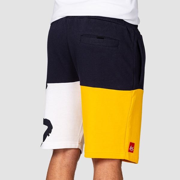 eS Split Fleece Shorts Navy