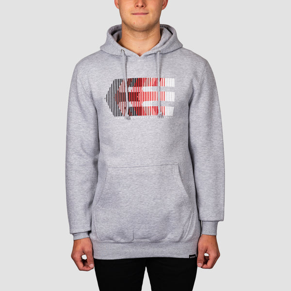 Etnies After Burn Pullover Hood Grey/Heather
