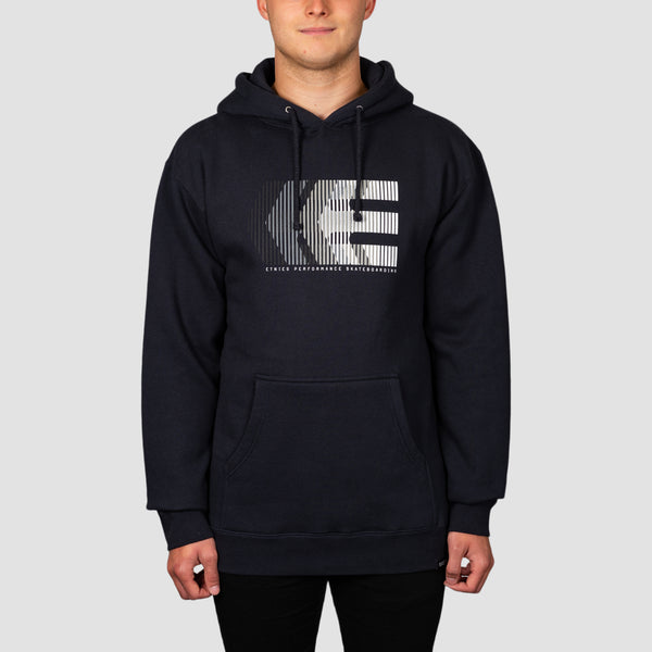 Etnies After Burn Pullover Hood Navy