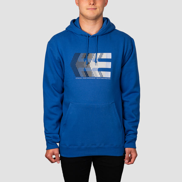 Etnies After Burn Pullover Hood Royal