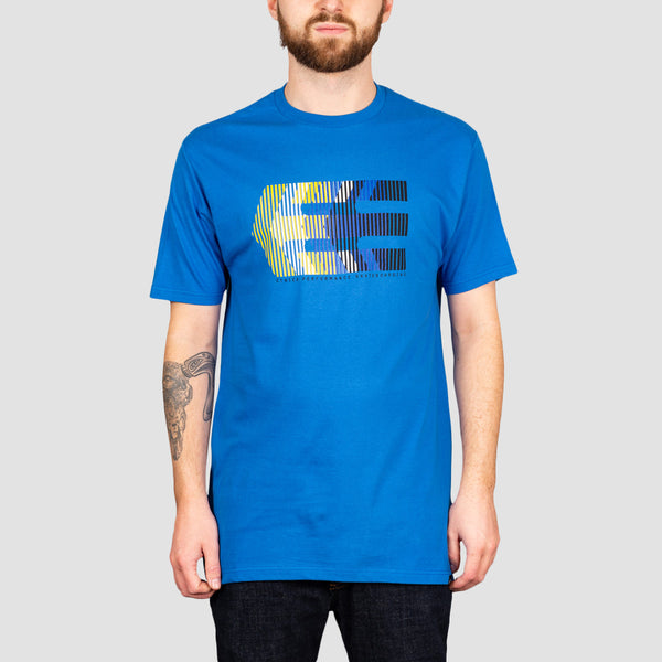 Etnies After Burn Tee Royal