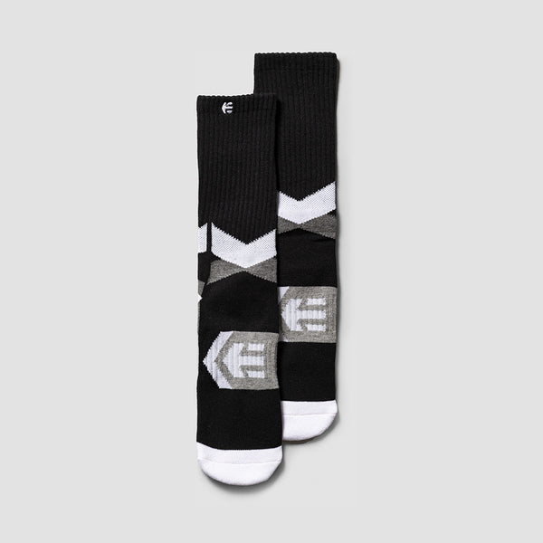 Etnies Asi Tech socks Black/White