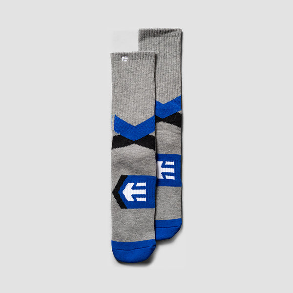 Etnies Asi Tech socks Blue/Black