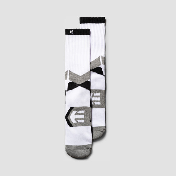 Etnies Asi Tech socks White