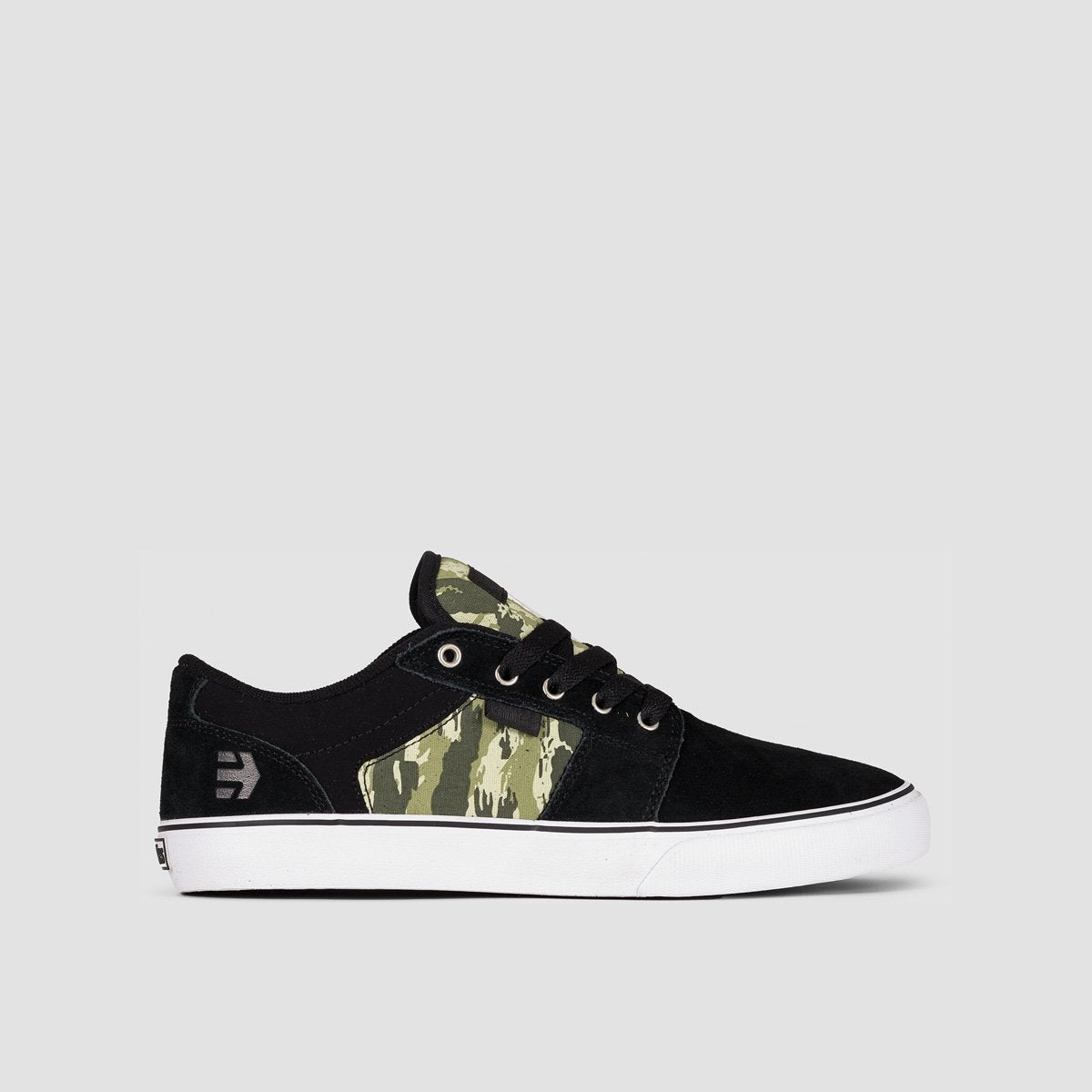 Etnies Barge LS Black/Green - Footwear