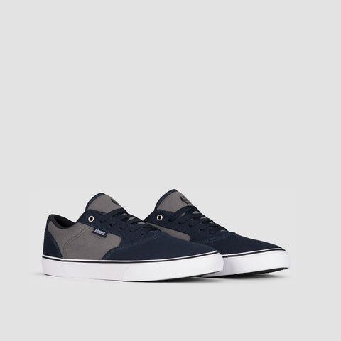 Etnies Blitz Navy/Grey - Footwear