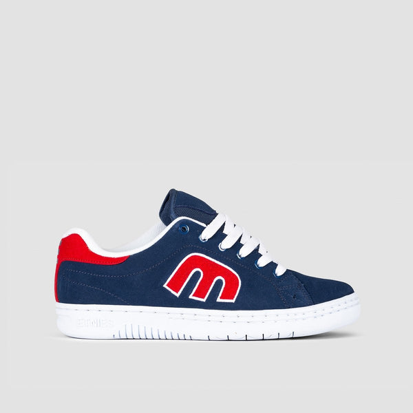 Etnies Calli-Cut Navy/Red/White - Footwear