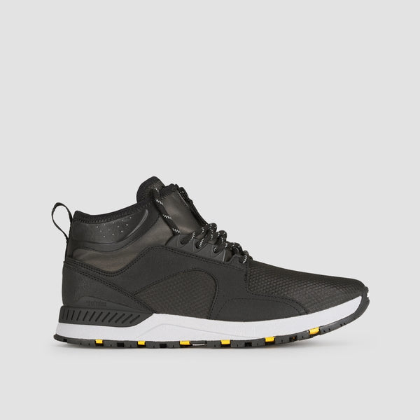 Etnies Cyprus HTW X 32 Black/Grey/Yellow - Footwear
