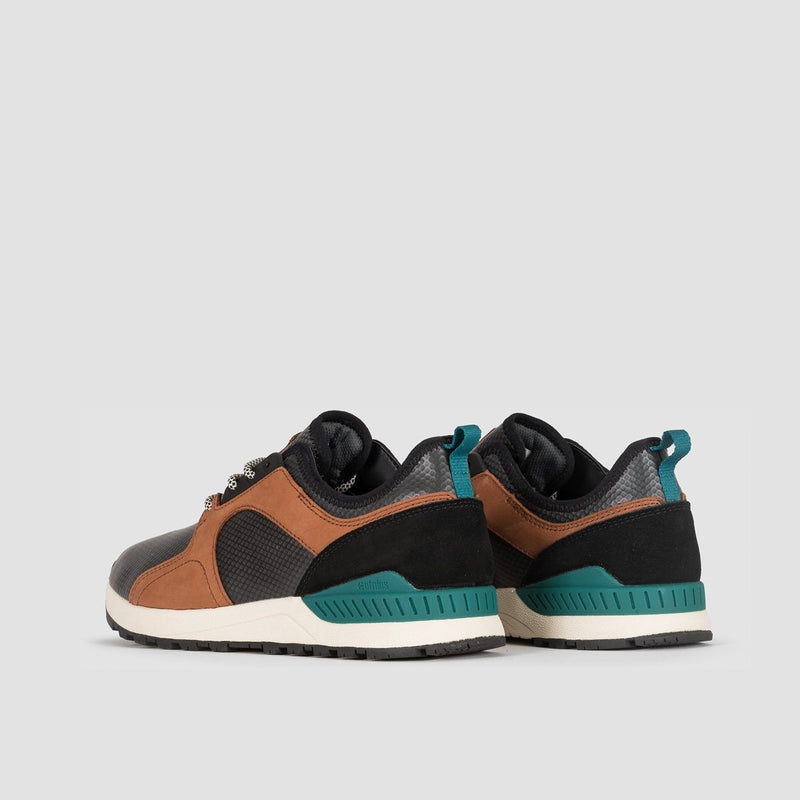 Etnies Cyprus SCW Black/Brown/Green - Footwear