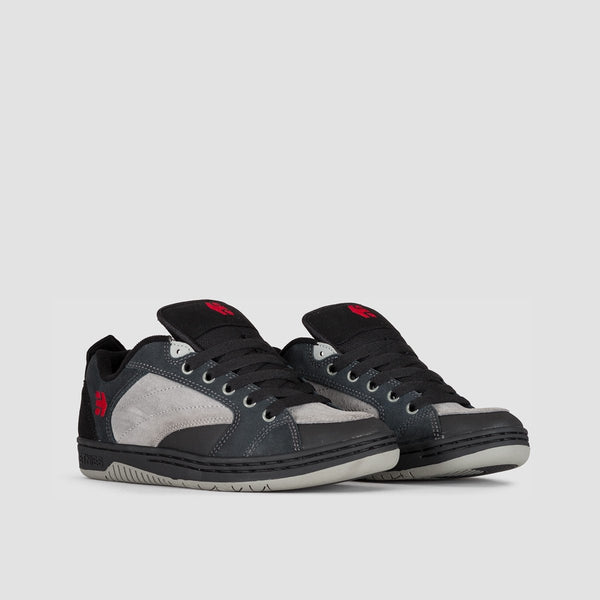 Etnies Czar Black/Dark Grey/Grey - Footwear