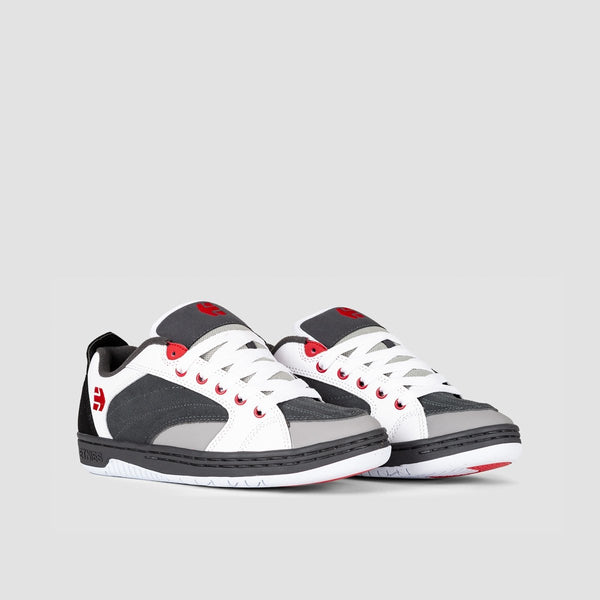 Etnies Czar Grey/White/Red - Footwear
