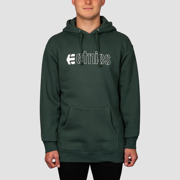 Etnies Ecorp Pullover Hood Hunter Green