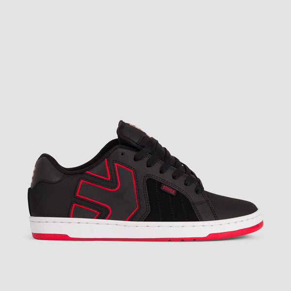 Etnies Fader 2 Black/White/Red