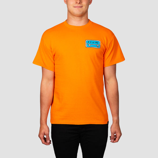 Etnies Frontside Tee Orange