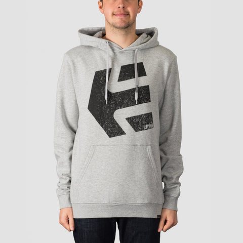 Etnies Hype Pullover Hood Grey/Heather