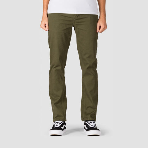 Etnies James 5P Slim Pants Military