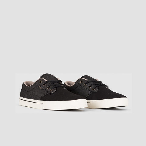 Etnies Jameson 2 Eco Black/White/Gold - Footwear
