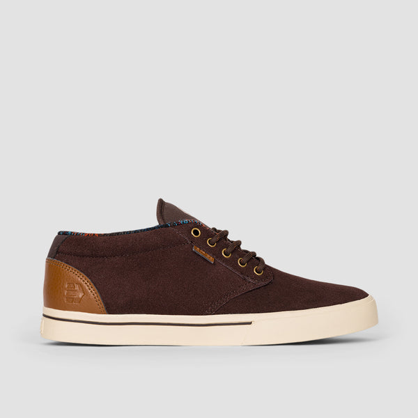 Etnies Jameson Mid Brown/Tan