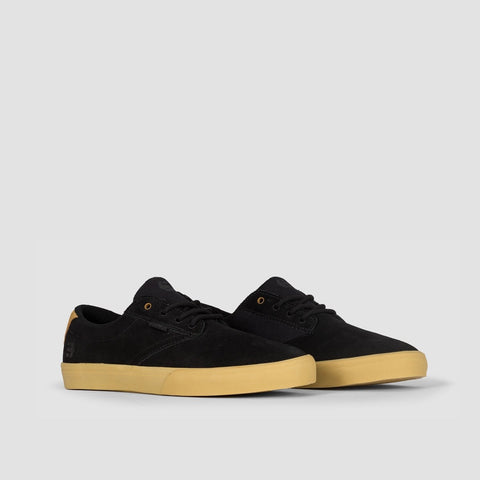 Etnies Jameson Vulc Black/Tan - Footwear