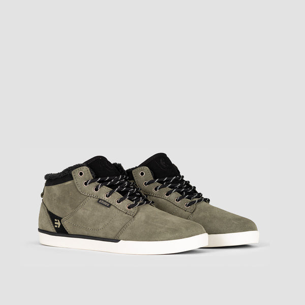 Etnies Jefferson Mid Olive/Black
