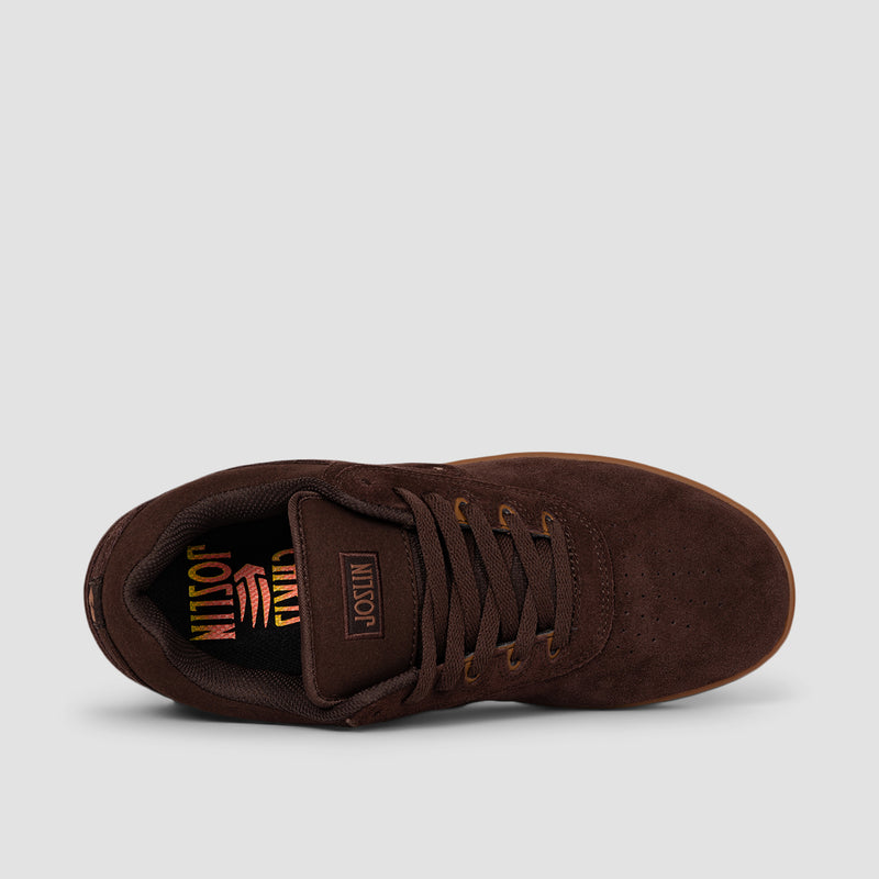 Etnies Joslin Brown/Gum/Brown