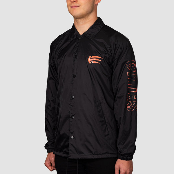 Etnies Joslin Jacket Black/Red