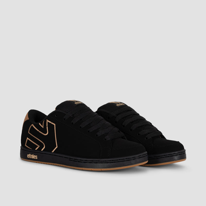 Etnies Kingpin 2 Black/Tan