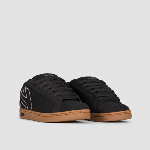 Etnies Kingpin 2 Black/Grey/Gum - Footwear