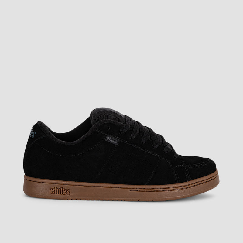 Etnies Kingpin Black/Dark Grey/Gum